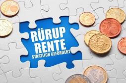 Musiker Ruerup Rente