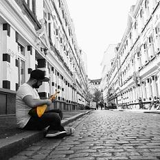 Fotowettbewerb Platz 2 Instrument versichern
